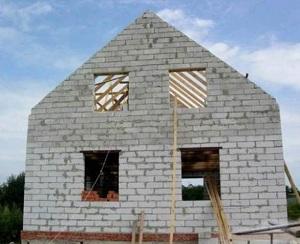 Реальная стоимость газобетонного блока - считаем смету на дом 1