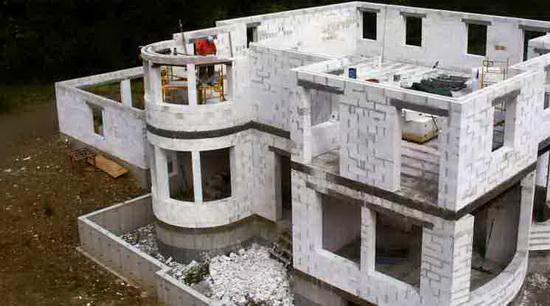 Реальная стоимость кладки газобетона за куб - считаем смету возведения стен 3