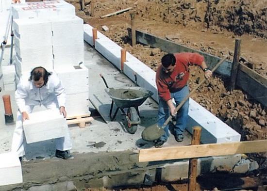 Реальная стоимость кладки газобетона за куб - считаем смету возведения стен 4