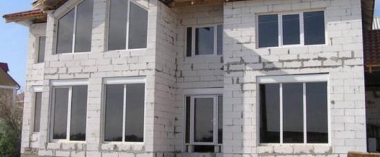 Реальная стоимость кладки газобетона за куб - считаем смету возведения стен 5