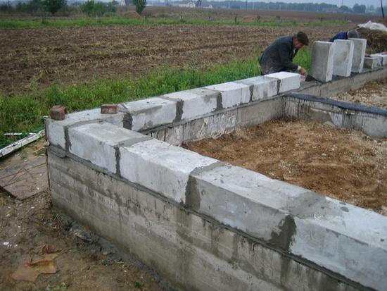 Стоимость пеноблоков за штуку - считаем смету на строительство стен частного дома 3