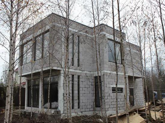 Стоимость пеноблоков за штуку - считаем смету на строительство стен частного дома 4