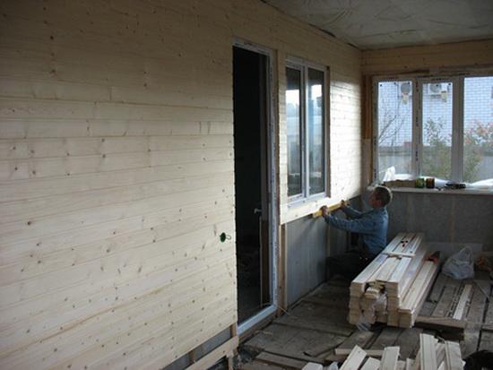 Каркасная пристройка к деревянному дому - утепление веранды при деревянном доме 3