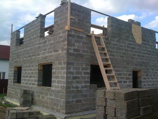 Арболит - отзывы строителей и владельцев домов 3