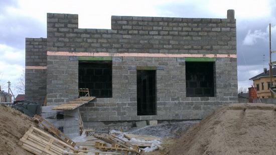 Арболит - отзывы строителей и владельцев домов 4