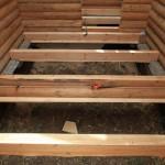 Пол в деревянном доме — гидроизоляция и пароизоляция