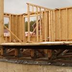 Стена каркасного дома – устройство стенового пирога