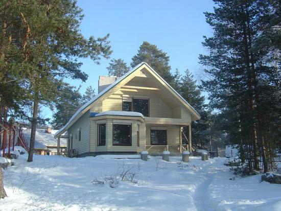 Отвечаем на вопрос, можно ли строить каркасный дом зимой 1