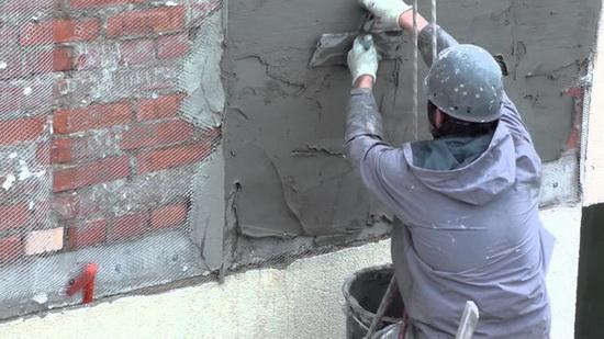 Варианты утепления фасада зимой 3
