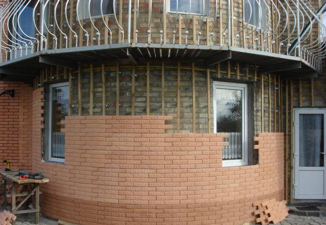 облицовка фасада дома какой материал лучше фото 1