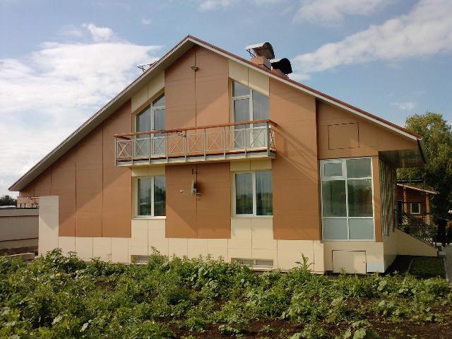 облицовка фасада дома какой материал лучше фото 15