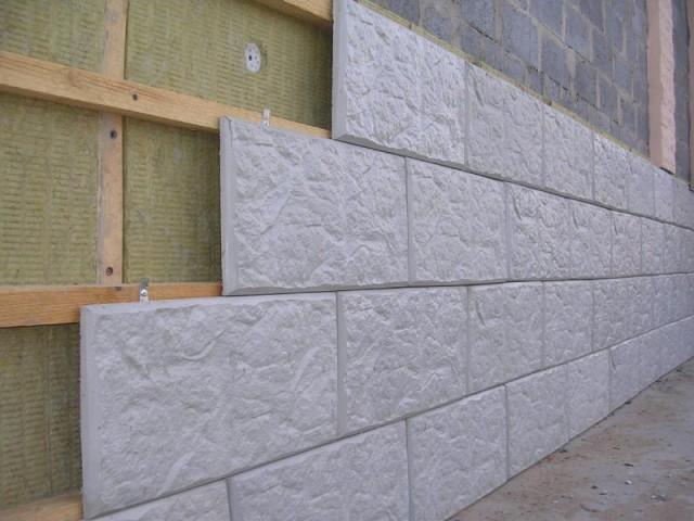 отделка фасада дома панелями под камень фото 0-1