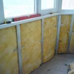 Утепление балкона своими руками — пошаговая инструкция и видео